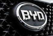 比亞迪新能源汽車年度銷量跌幅兩位數