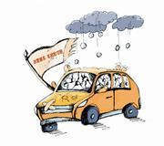 冰雹暴雨接连伤车,你的车险能理赔吗