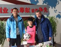 滨州定吕小学优秀球员有望赴天津泰达梯队试训