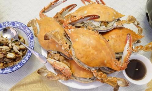 做螃蟹 滨州这家店是认真的!