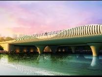 效果图曝光 滨州多座新建桥梁设计方案批后公布