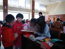看!滨州市小记者团体验