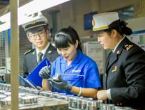 """滨州海关:为60亿元出口货物保驾护航 助力""""滨州品牌""""抢占国际市场"""