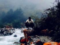 """共度国庆·晒晒我的美丽假期:我在磨西古镇""""修风景"""""""