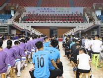 【滨州网直播】山东省第二十四届运动会滨州代表团成立誓师大会