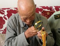 来自抗战老兵的自述丨我们不怕死亡我们怕被遗忘