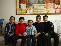 """贊!濱醫附院李洪波家庭上榜2020年全國抗疫""""最美家庭"""""""