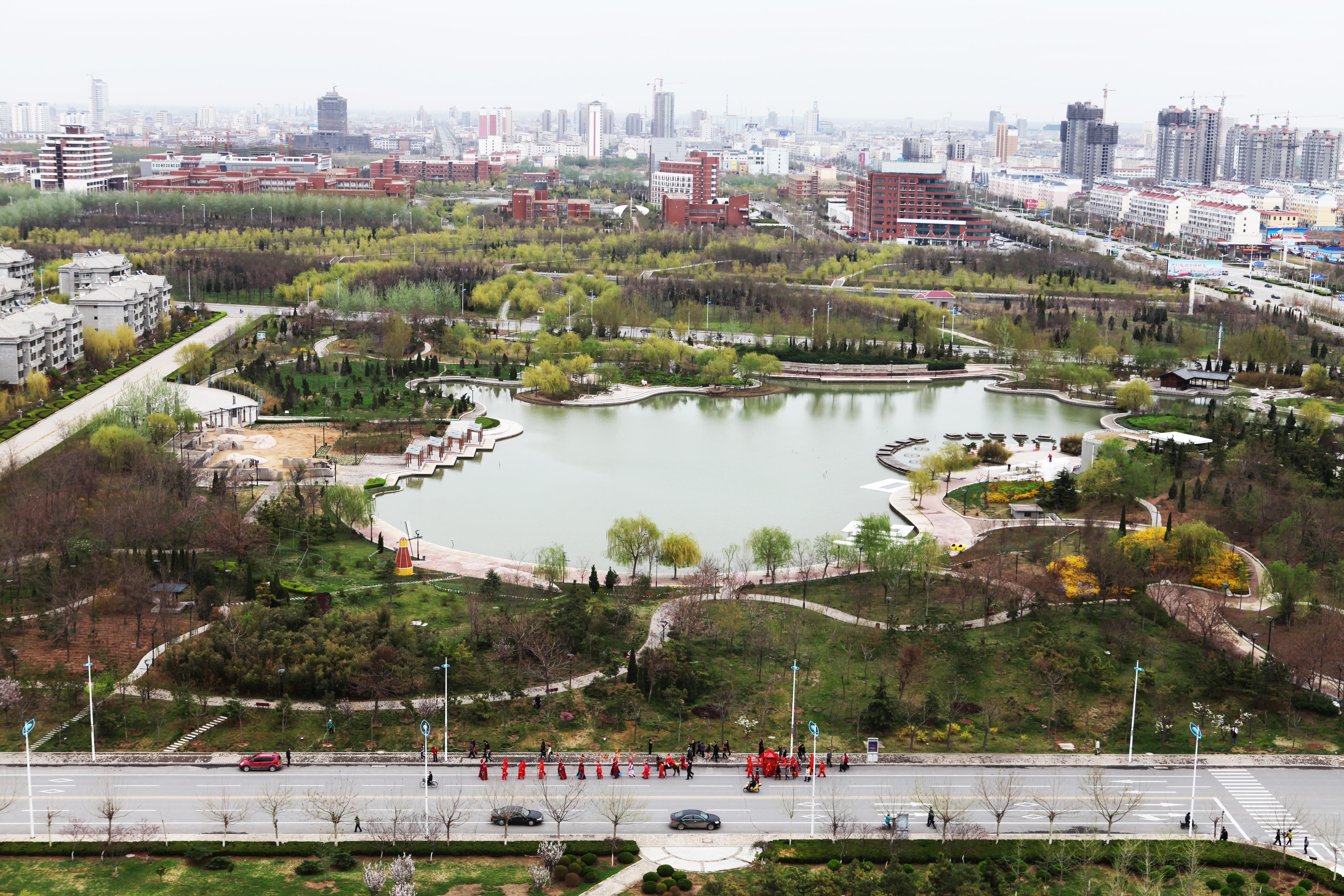幸福滨州是我家