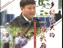 """【时代楷模】王传喜:乡村振兴的""""领头雁"""""""