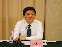 """佘春明在审议省""""两院""""工作报告时说 : 共同推动依法治市取得更大成效"""