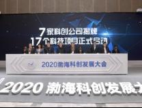 快讯!2020渤海科创发展大会举行合作项目集中签约及揭牌启动仪式